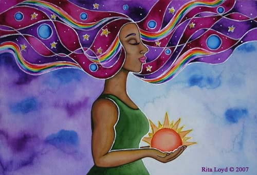 Empowered 2 by Rita Loyd Unconditional Self-Love