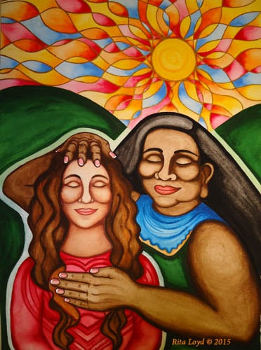Healing From Mother Earth 2 by Rita Loyd Unconditional Self-Love