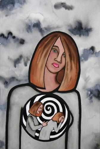 Self Hate by Rita Loyd Unconditional Self-Love