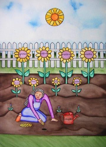 Spiritual Growth by Rita Loyd Unconditional Self-Love