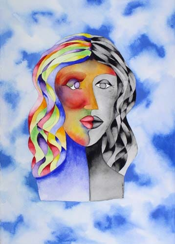 Dual Emotions by Rita Loyd Unconditional Self-Love