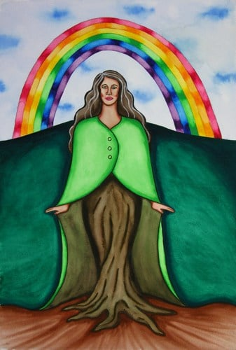 Earth's Grounding Energy by Rita Loyd Unconditional Self-Love