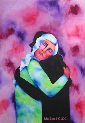 Embrace Shadow Self by Rita Loyd Unconditional Self-Love