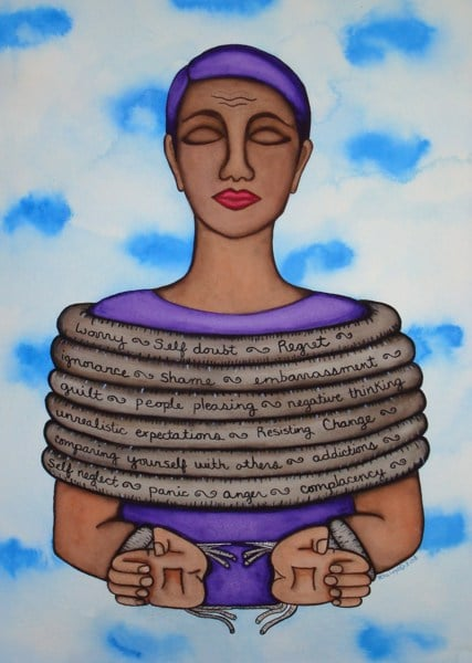 Free Yourself by Rita Loyd Unconditional Self-Love