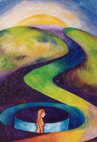 In a Rut by Rita Loyd Unconditional Self-Love