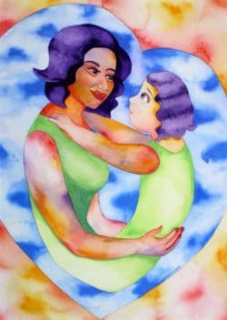 Inner Child by Rita Loyd Unconditional Self-Love