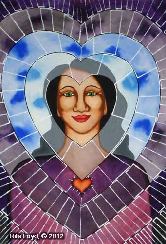 Love Creates Clarity by Rita Loyd Unconditional Self-Love