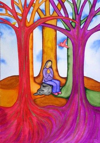 Moment of Peace by Rita Loyd Unconditional Self-Love