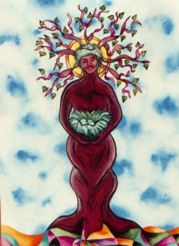 Mother's Love by Rita Loyd Unconditional Self-Love