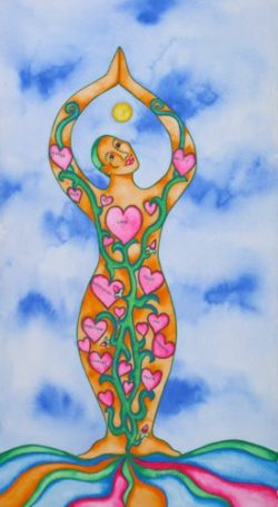 Nurture Spiritual Growth by Rita Loyd Unconditional Self-Love