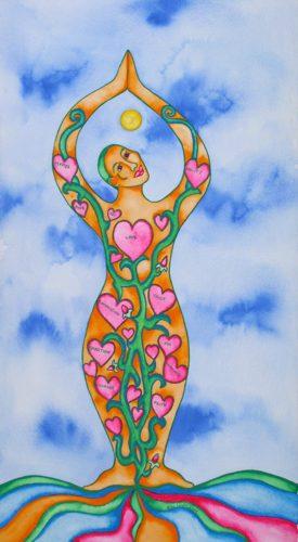 Nurture Spiritual Growth by Rita Loyd Unconditional Self-Love