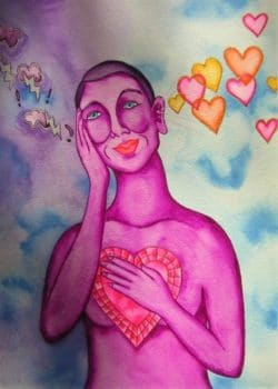 Silence Inner Critic by Rita Loyd Unconditional Self-Love