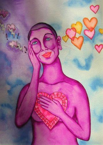 Silence Inner Critic by Rita Loyd Unconditional Self-Love