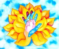 Unclenched Fist by Rita Loyd Unconditional Self-Love