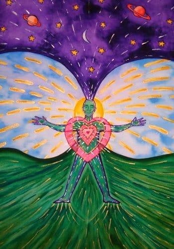 Visualize Healing by Rita Loyd Unconditional Self-Love