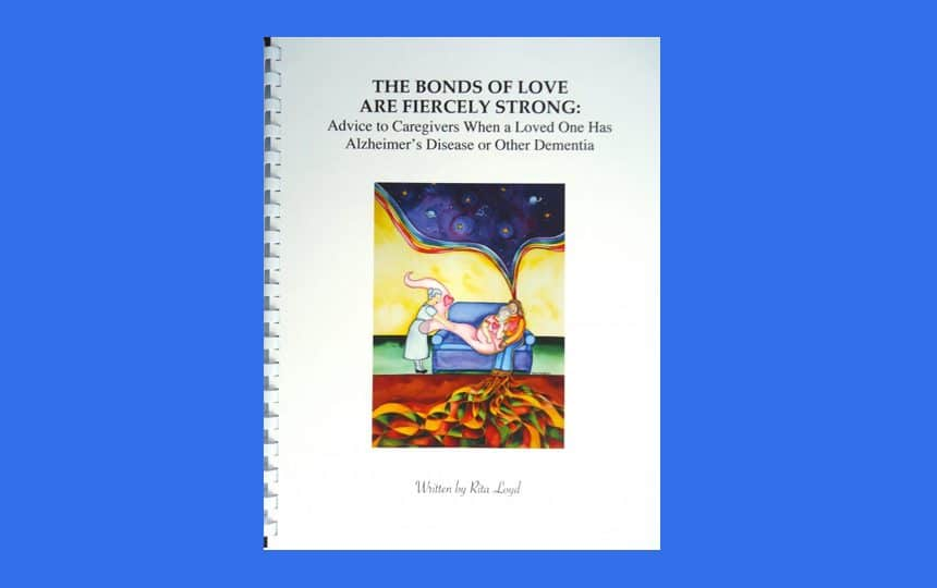 New Book! The Bonds of Love Are Fiercely Strong