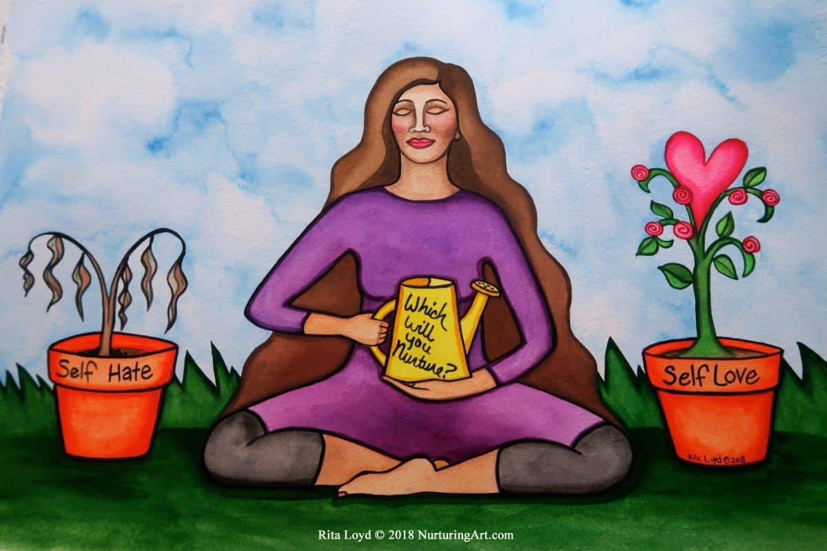 Which Will You Nurture? by Rita Loyd
