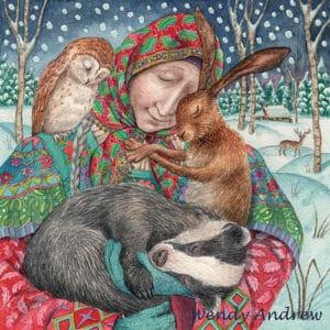 Self Love Nurturing Art Wendy Andrews