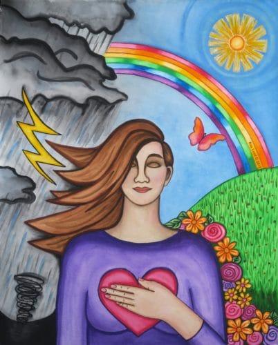Love Yourself Unconditionally by Rita Loyd