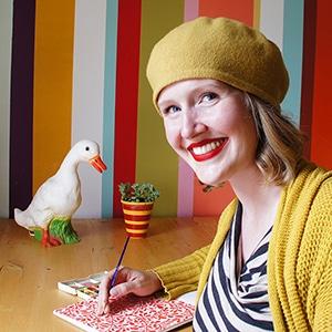 Artist Kirsten Sevig