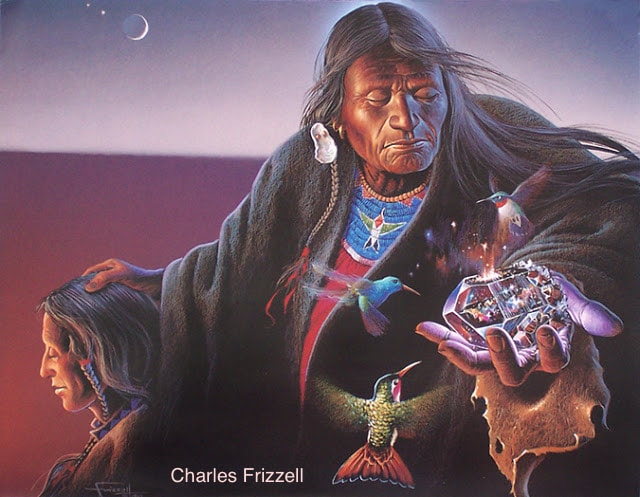 The Healer by Charles Frizell